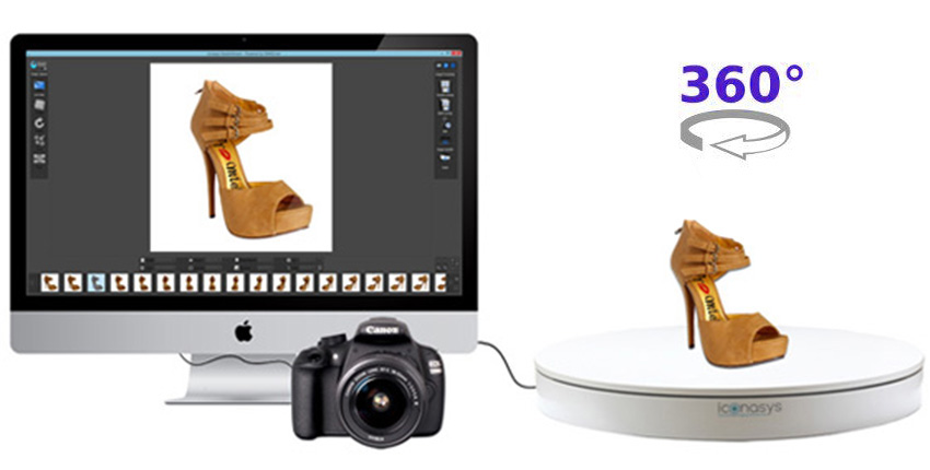 360 Product Image Editing