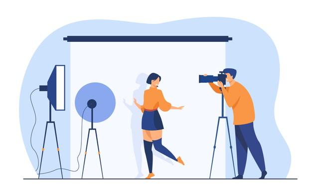Set up your photography studio