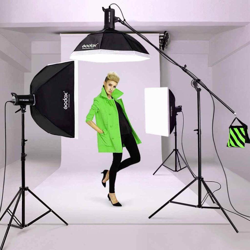 apparel model photography